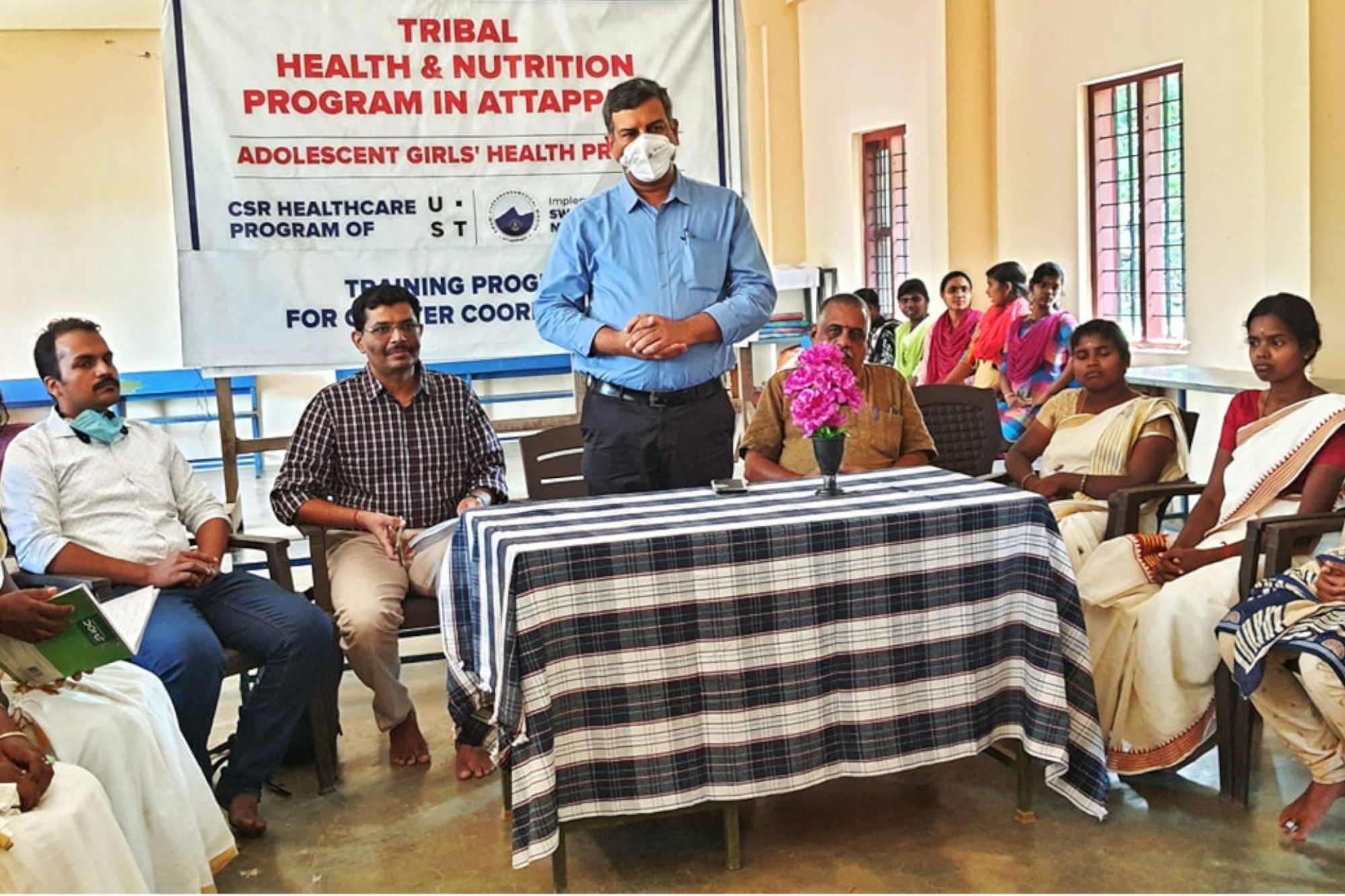 Adolescent Girls' Health Project