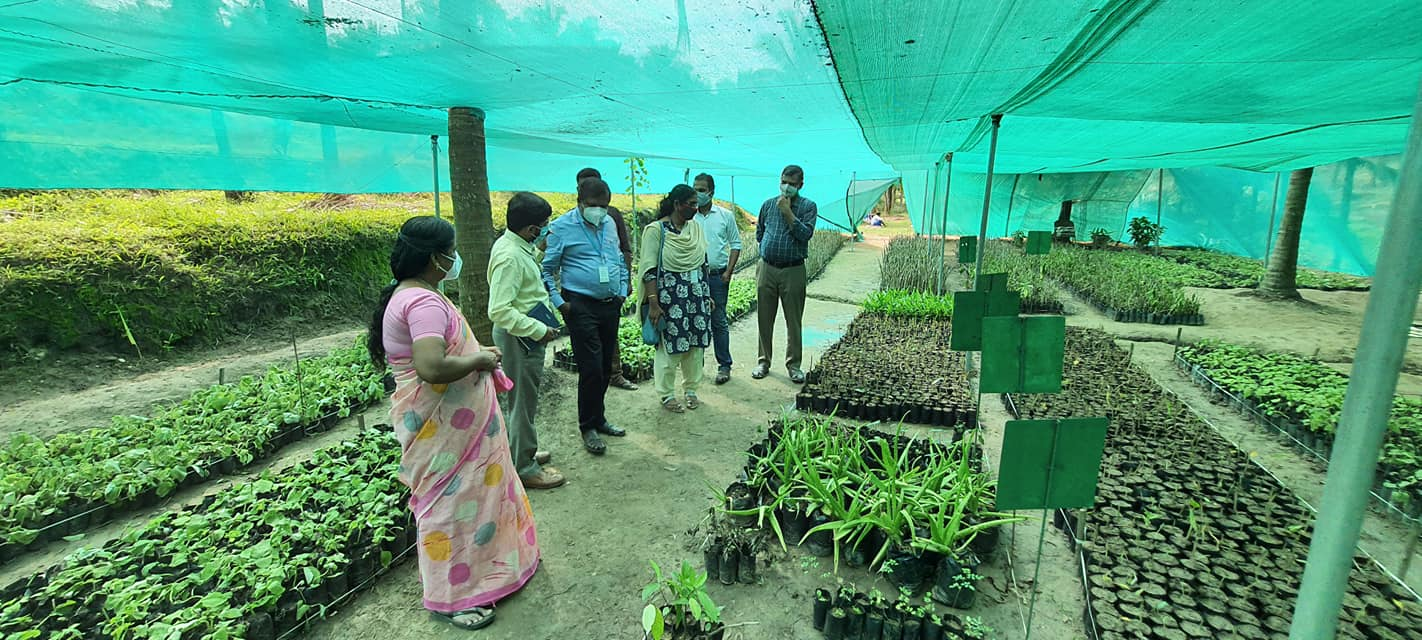NABARD project
